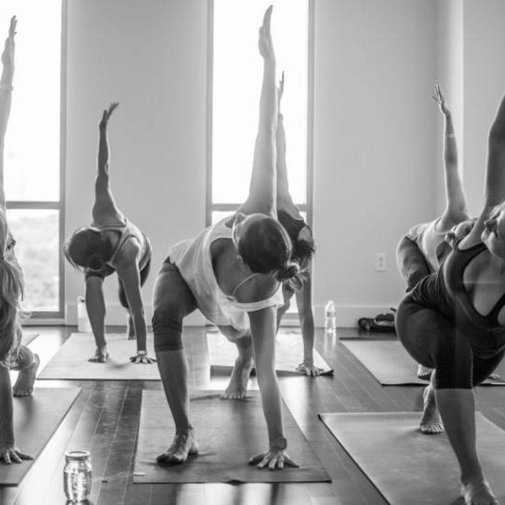 Yoga Group Image