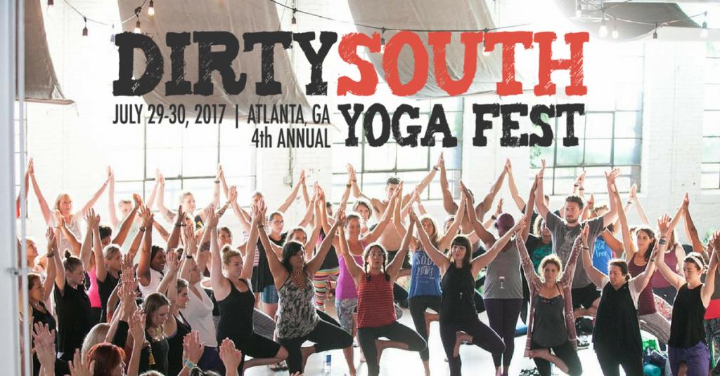 atlanta yoga festival